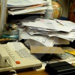 4 Steps to Plow Through Those Paper Piles