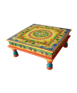 Handpainted Table