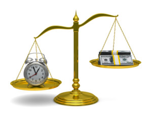 To donate or to sell comes down to time vs. money
