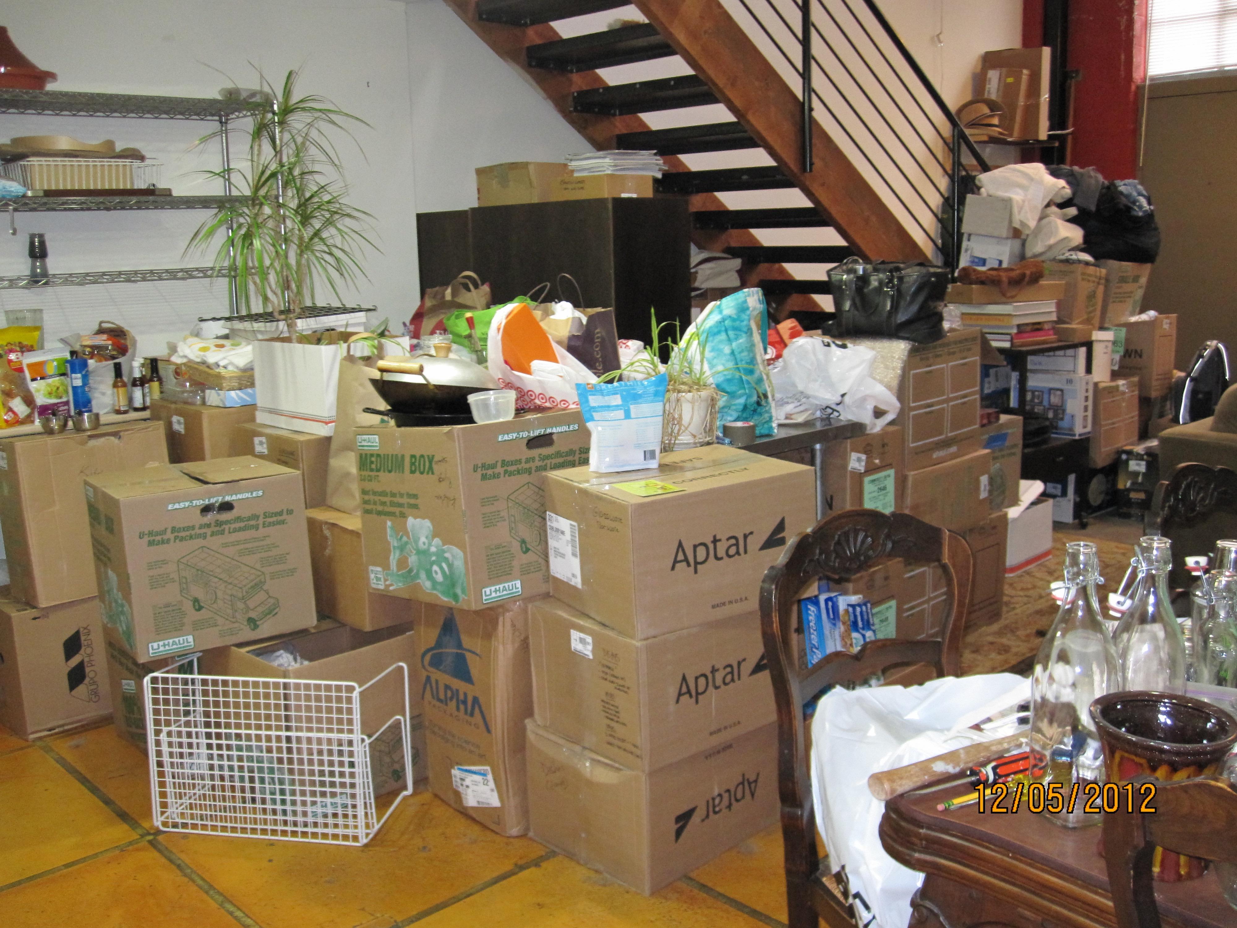 Before-Kitchen Unpack
