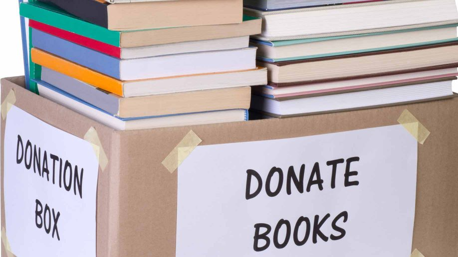 How To Let Go Of Books With Less Tears Let S Make Room