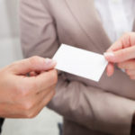 Do you want more business cards or more business?