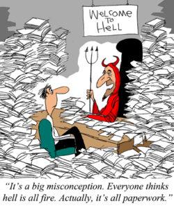 Paperwork Hell
