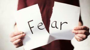 Ripping apart fear