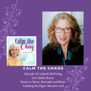Calm the Chaos - Ep.38 Lisbeth Mckinley